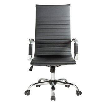 Modena เก้าอี้ผู้บริหาร รุ่น SLIM RENDER-H มีล้อ (สีดำ)