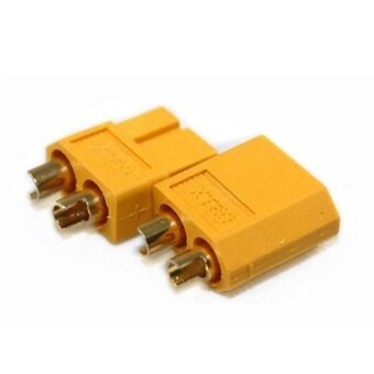 Moonar 5 pair of XT60 Male Female Battery Connector - intl