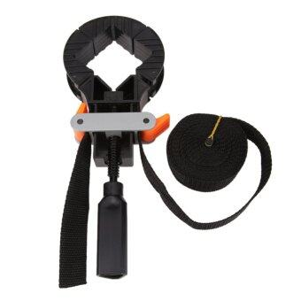 Multifunction Quick Adjustable Band Clamp Polygonal Clip PhotoFrame Clips - intl