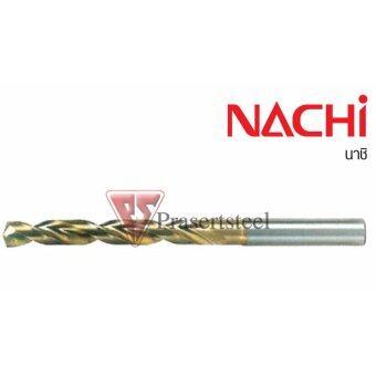 NACHI ดอกสว่าน AG-SUS สำหรับเจาะสแตนเลส ขนาด 12.4*158 มม.