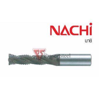 NACHI ดอกเอ็นมิลล์ กัดหนัก Heavy ยาวพิเศษ ขนาด 3*60 มม.