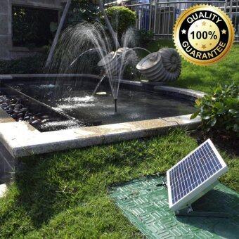 น้ำพุ พลังเเสงอาทิตย์ (รุ่นเเผงเเยก) -ไซส์จัมโบ้ (XL)