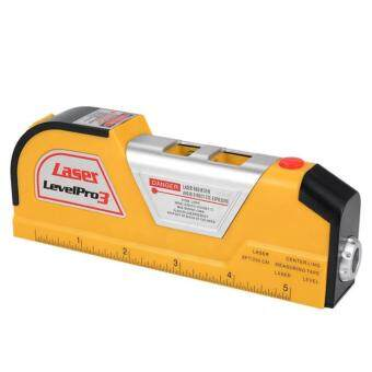 NIGHTCOM-Laser Level Pro3-ตลับเมตร 2.5 M. พร้อมเลเซอร์ วัดระดับ