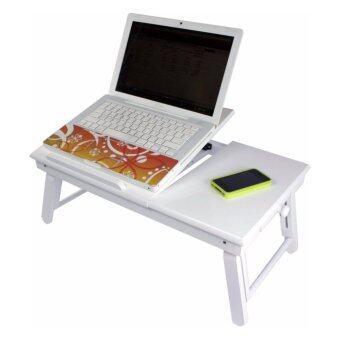 รีวิวพันทิป NT โต๊ะญี่ปุ่นปรับระดับ สีขาว