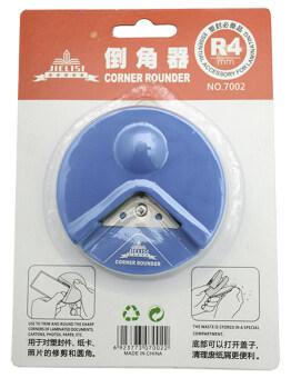 ต้องการขาย office2art เครื่องตัดมุม Corner Punch ที่ตัดมุมมน ขนาดมุม 4 มม. R4- สีฟ้า