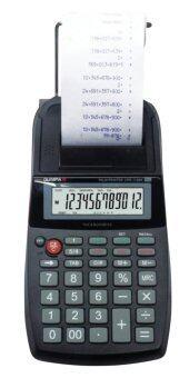 อยากขาย Olympia เครื่องคิดเลขแบบพิมพ์กระดาษ รุ่น CPD112 BK - สีดำ