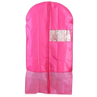 Oxford Foldable Hanging Garment Cover Case Dust-Proof Storage Bag