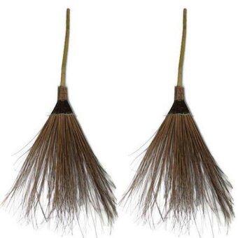 papamami Stiff Broomไม้กวาดแข็ง(2อัน)