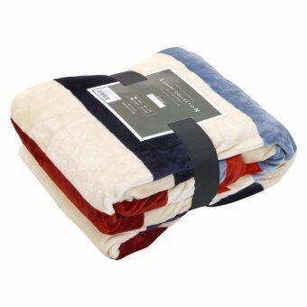ผ้าห่ม Qbedding All Season Ultra Soft Printed Microplush Size 230 x 200 cm