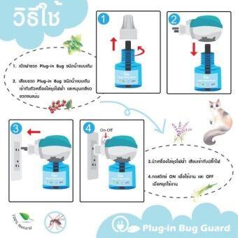 Plug-in Bug Guard - เครื่องไล่ยุงชนิดน้ำ - 2