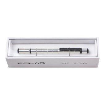 ต้องการขาย POLAR PEN ปากกาแม่เหล็ก + Stylus Version2.0 (สีเงิน)