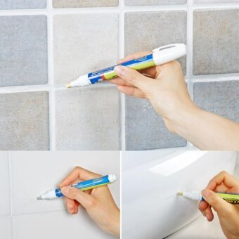 Practical Grout&tile Marker Ceramic Cleaning Pen - intl