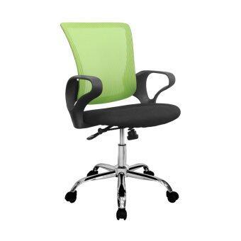 Prelude เก้าอี้สำนักงานFIESTA สีเขียว รุ่น PB-152