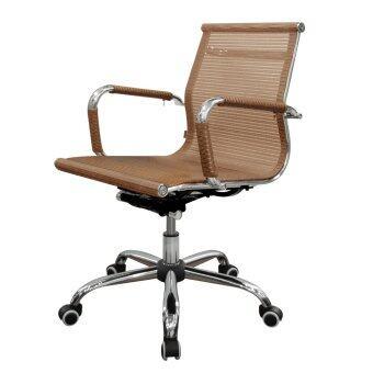 "Prelude เก้าอี้สำนักงาน\MAGNIC\"" สีส้ม รุ่น PB-191H"""