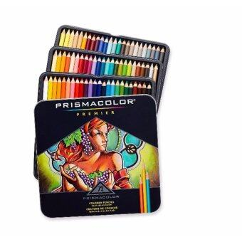 Harga Prismacolor Premier Colored Pencils Soft Core 72 Count - intl