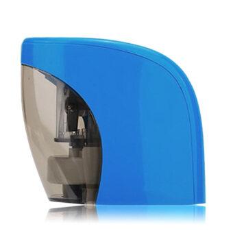 สวิตช์ไฟฟ้าอิเล็กทรอนิกส์ยานยนต์อัตโนมัติจะจับกบเหลาดินสอสำหรับบ้านสำนักงานโรงเรียนสีน้ำเงิน
