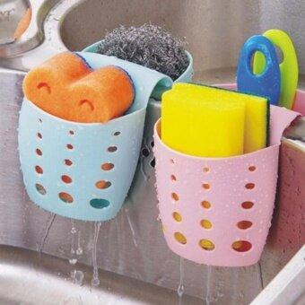 ลดราคา ซิลิโคนสำหรับแขวนฟองน้ำล้างจานขอบอ่าง