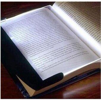 ไฟอ่านหนังสือ แผ่นไฟอ่านหนังสือ โคมไฟอ่านหนังสือแบบพกพา