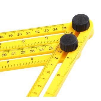 ไม้บรรทัดวัดมุม อัจฉริยะ วัดกระเบื้อง วัดมุมต่างๆที่วัดได้ยากวัดแบบต่างๆ