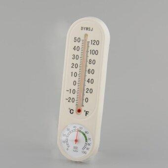ในครัวเรือนเครื่องวัดอุณหภูมิติดผนังอุณหภูมิความชื้น