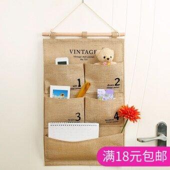 แขวนกระเป๋าห้องสุขาเศษกุญแจกระเป๋าจัดเก็บแขวนถุง