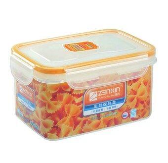 ฟื้นฟูปิดผนึกป้องกันการรั่วกล่องเก็บอาหารกล่อง