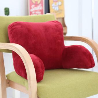 การ์ตูนขนาดใหญ่เก้าอี้พนักพิงเบาะเอวหมอนอิง