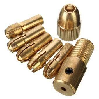 Qiaosha NEW 0.5-3mm Small Electric Drill Bit Collet Micro Twist