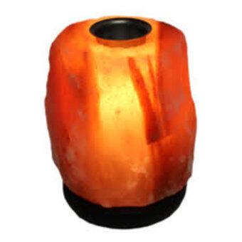 Rabia Int.โคมไฟหินเกลือภูเขาหิมาลัยรุ่นAroma salt lamp ขนาด 4 - 5 kg.
