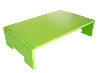 RELUX ชั้นวาง TV / Monitor จอ MS-02C -GREEN-สีเขียว