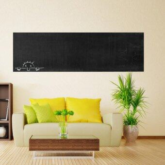 Removable Chalk Board Blackboard Vinyl Wall Sticker Decal Chalkboard 60x200CM - intl