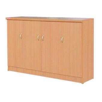 ขาย RF Furniture ตู้รองเท้า candy ขนาด120 cm( สีบีช )