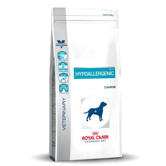 Royal Canin Hypoallergenic อาหารสุนัขโต ที่มีปัญหาเรื่องแพ้อาหาร ขนาด  2kg