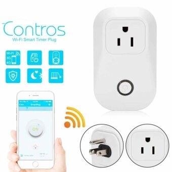 Harga S20 WIFI Smart Remote Control Socket EU UK US AU Home AutomationFor Sonoff NEW - intl