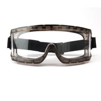 Safety Glasses Goggles Elastic Adjustable Airborne Dust Debris Preventing New 292009586985 - intl