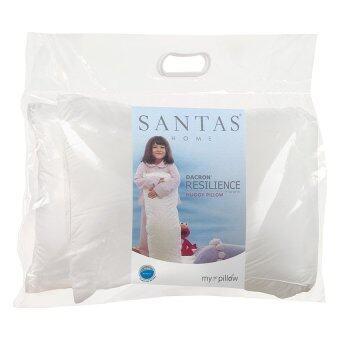 SANTAS หมอนกอด สำหรับเด็ก ขนาด 12 x 35 นิ้ว