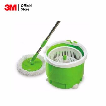 Scotch-Brite® ชุดถังปั่น รุ่น ถังเดี่ยว Single Spin Bucket
