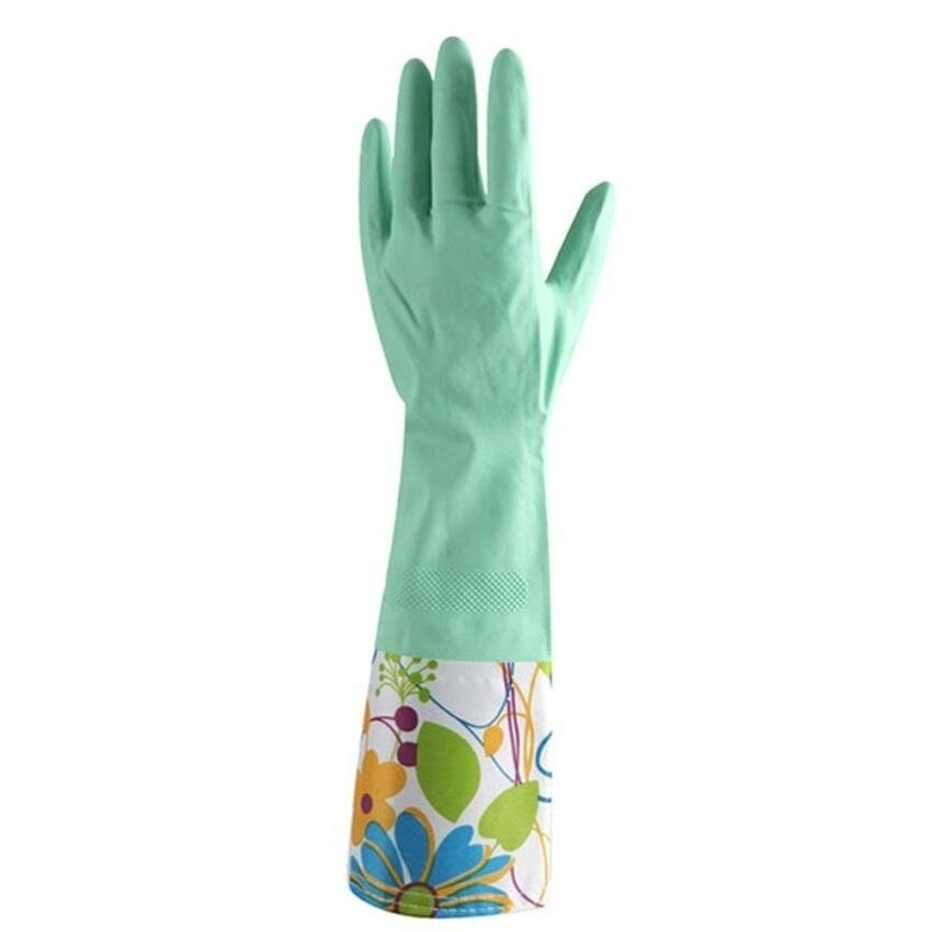 YOUNG YOUNG Latex Gloves IL SARUNG TANGAN 8INCH Karet Rubber - Orange ... Source