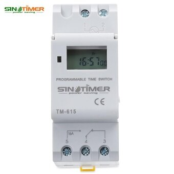 SINOTIMER Microcomputer Time Switch Programmable Control Power Timer - intl