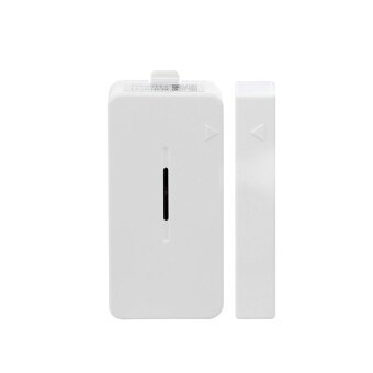 Smart 433MHz Door Sensor Window Sensor Home Security For BroadLink S1C White - intl
