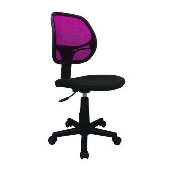 SMITH เก้าอี้สำนักงาน รุ่น SK108-1-RD-B - สีแดง
