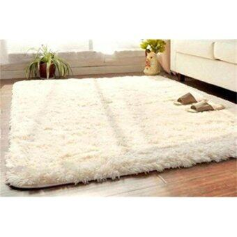 Soft Fluffy Rugs Anti Skid Shaggy Rug Dining Room Home BedroomCarpet Floor Mat