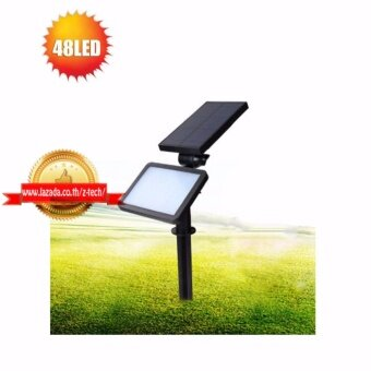 Solar light Super Bright 48 LED Spotlight Solar garden light