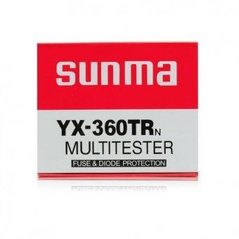 SPZ มัลติมิเตอร์เข็ม วัดไฟ รุ่น SUNMA YX-360TRn (ฟรี สายมิเตอร์ )