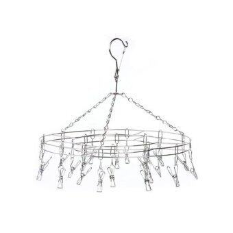 Stainless Steel Clothes Peg Hanger