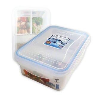 ประกาศขาย Super Lock ป้องกันแบคทีเรีย กล่องถนอมอาหาร 3 ช่อง