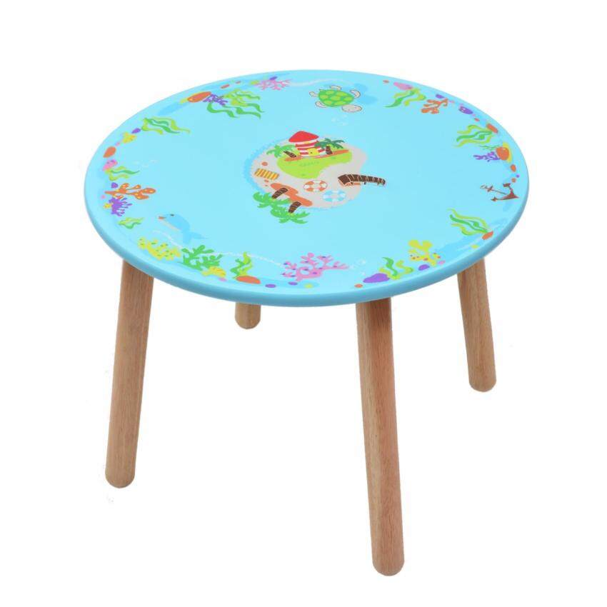 Tano round sea world table for Table th 00 02