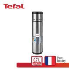 Tefal กระติกน้ำสูญญากาศ 0.7 L  รุ่น MOBILITY -Staineless