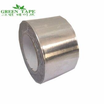 ต้องการขาย TPS Green Tape เทปอลูมิเนียมฟอยด์ ขนาด 3 x 50 เมตร แพ็ค 2 ม้วน