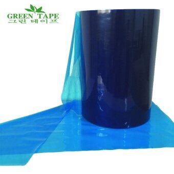 ต้องการขาย TPS Green Tape เทปกันรอยขีดข่วน PE ขนาด 200 มิลลิเมตร ยาว 200 เมตรแพ็ค 1 ม้วน